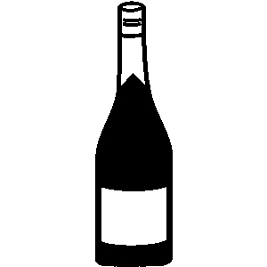 Wine bottle black and white clipart clipart transparent Free Beer Bottle Clipart Black And White, Download Free Clip Art ... clipart transparent