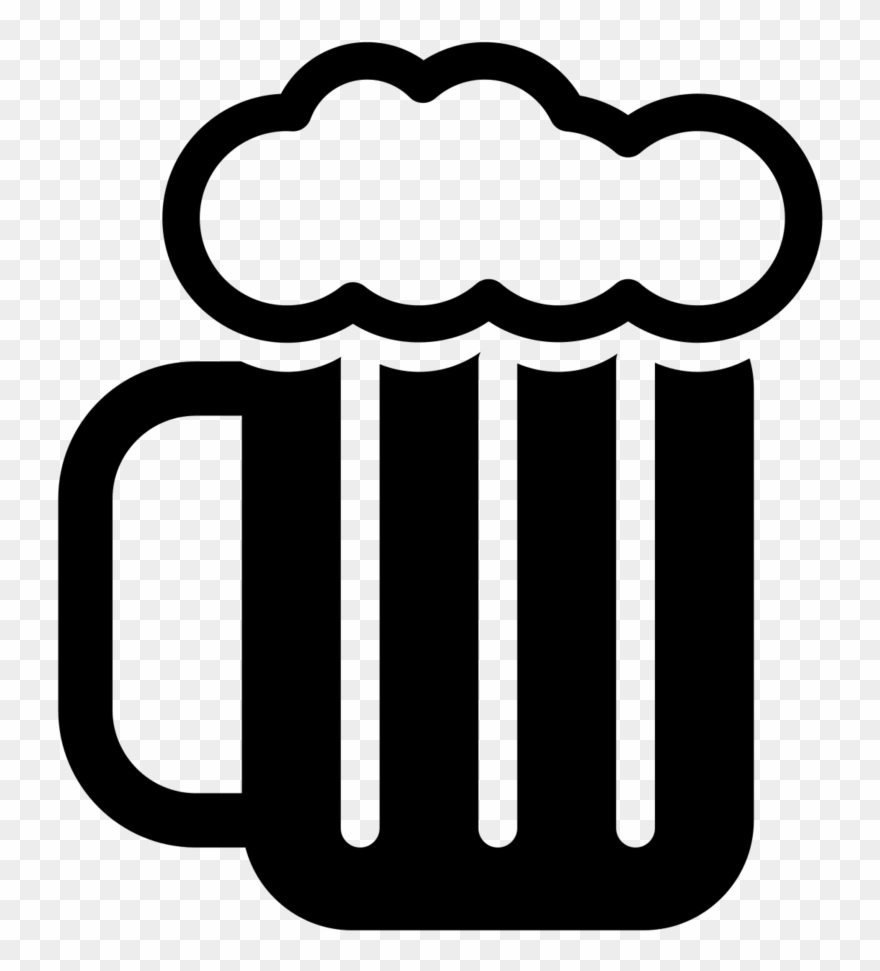 Beer clipart black and white clip art free Beer Black And White Png Clipart (#46334) - PinClipart clip art free