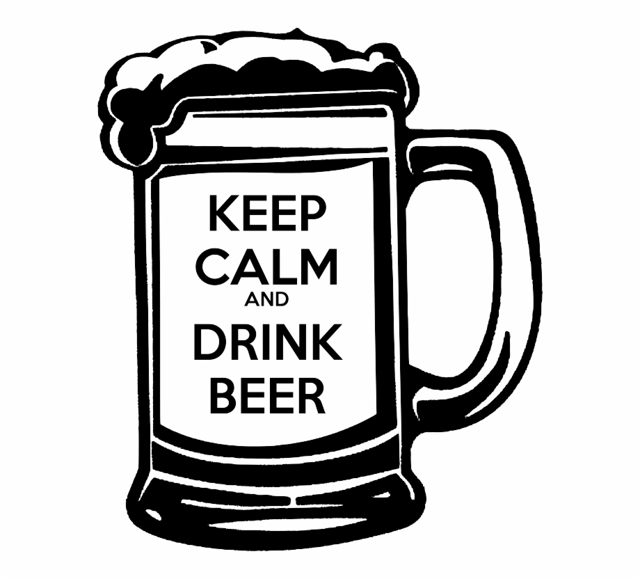 Beer black and white clipart graphic stock Free Beer Stein Clipart Black And White, Download Free Clip Art ... graphic stock