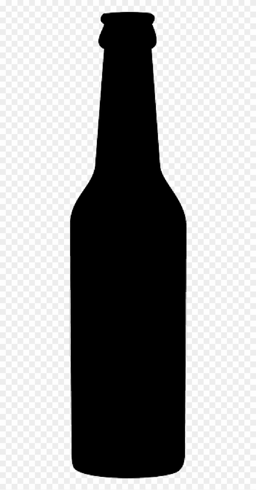 Beer bottle with his in it clipart clip art freeuse stock Beer Bottle Vector Png Clipart (#44622) - PinClipart clip art freeuse stock