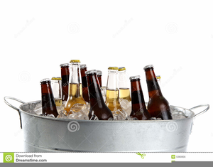 Beer bucket clipart graphic royalty free Free Bucket Of Beer Clipart | Free Images at Clker.com - vector clip ... graphic royalty free