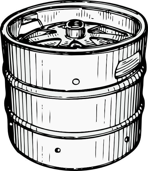 Beer cask clipart vector download Free Keg Cliparts, Download Free Clip Art, Free Clip Art on Clipart ... vector download