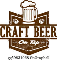 Beer clipart free clip freeuse stock Beer Clip Art - Royalty Free - GoGraph clip freeuse stock