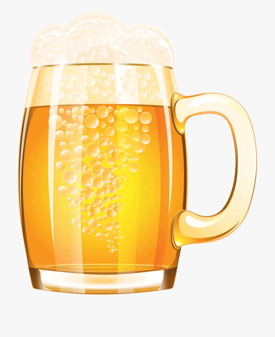 Beer glass mug clipart svg freeuse Mug Of Beer Png Vector Clipart Image - Beer Mug Clipart #101553 ... svg freeuse
