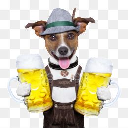 Beer dog clipart graphic black and white download dog holding a beer | Love Jacks | Happy birthday animals, Dogs, Dog ... graphic black and white download