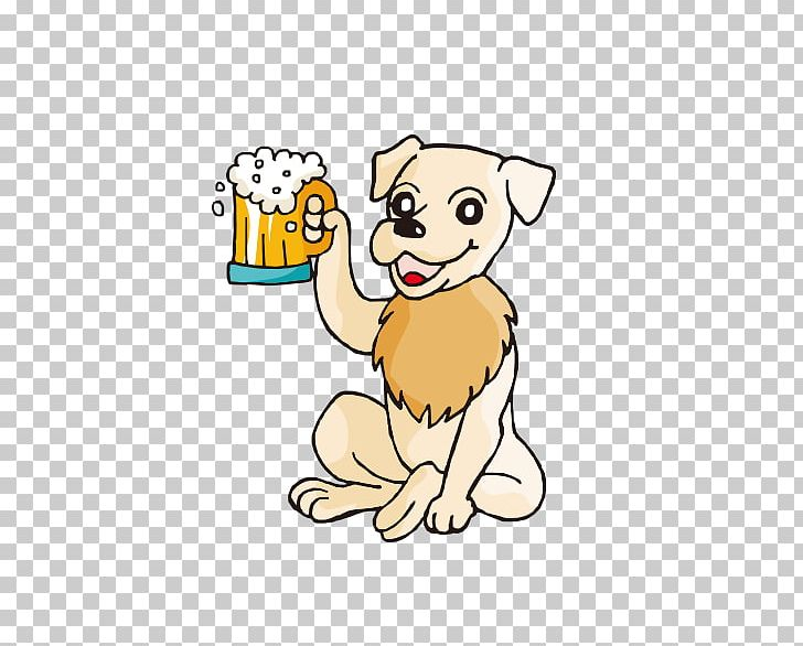 Beer dog clipart vector royalty free stock Dog Beer Cartoon PNG, Clipart, Animals, Area, Art, Beer, Beer Bottle ... vector royalty free stock