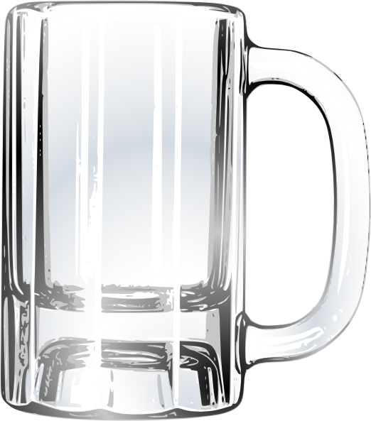 Beer glass mug clipart graphic black and white stock Glasses Background clipart - Beer, Glass, Bar, transparent clip art graphic black and white stock