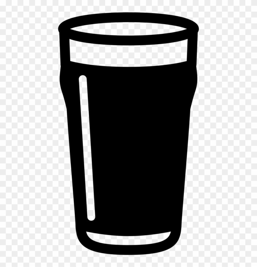 Beer glasses clipart black white banner transparent library Beer Glass Clipart Black And White - Png Download (#1515392 ... banner transparent library