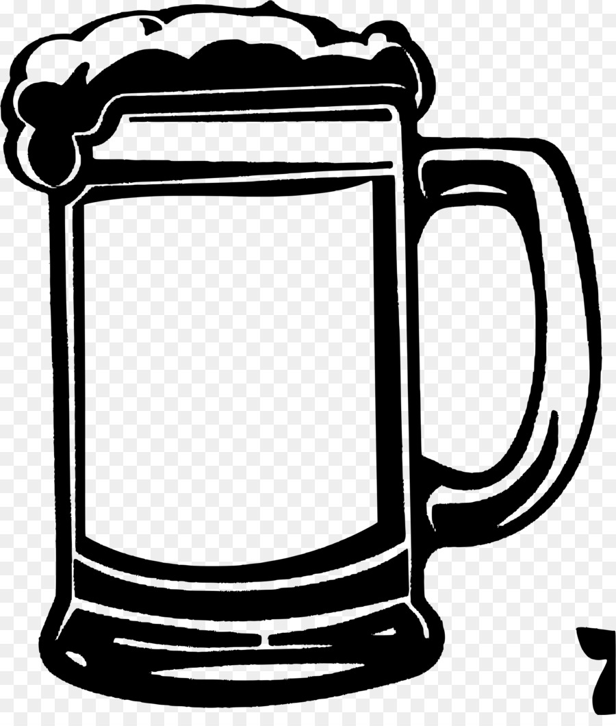 Beer mugs clipart black white clip art black and white library Glasses Background clipart - Beer, Glass, Cup, transparent clip art clip art black and white library