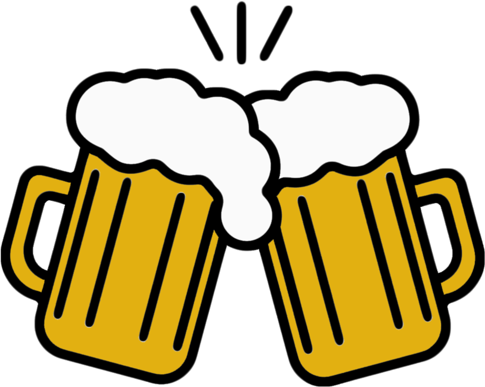 Beer glasses images clipart download Beer Mug Vector By Checonx Clipart - Full Size Clipart (#814899 ... download