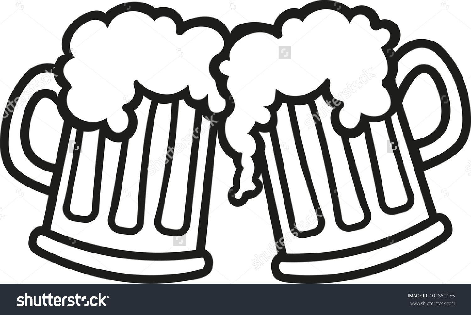 Beer glass mug clipart clip art download Image result for 2 beer glasses clip art | Burn wood baby | Beer mug ... clip art download