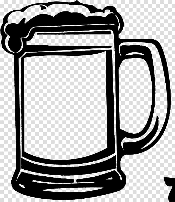 Beer glasses images clipart banner black and white library Beer Glasses Root beer Mug, mug transparent background PNG clipart ... banner black and white library