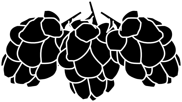 Beer hops clipart banner freeuse Hops Clip Art at Clker.com - vector clip art online, royalty free ... banner freeuse
