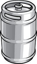 Beer keg clipart images clip freeuse library Beer Keg stock vectors - Clipart.me clip freeuse library