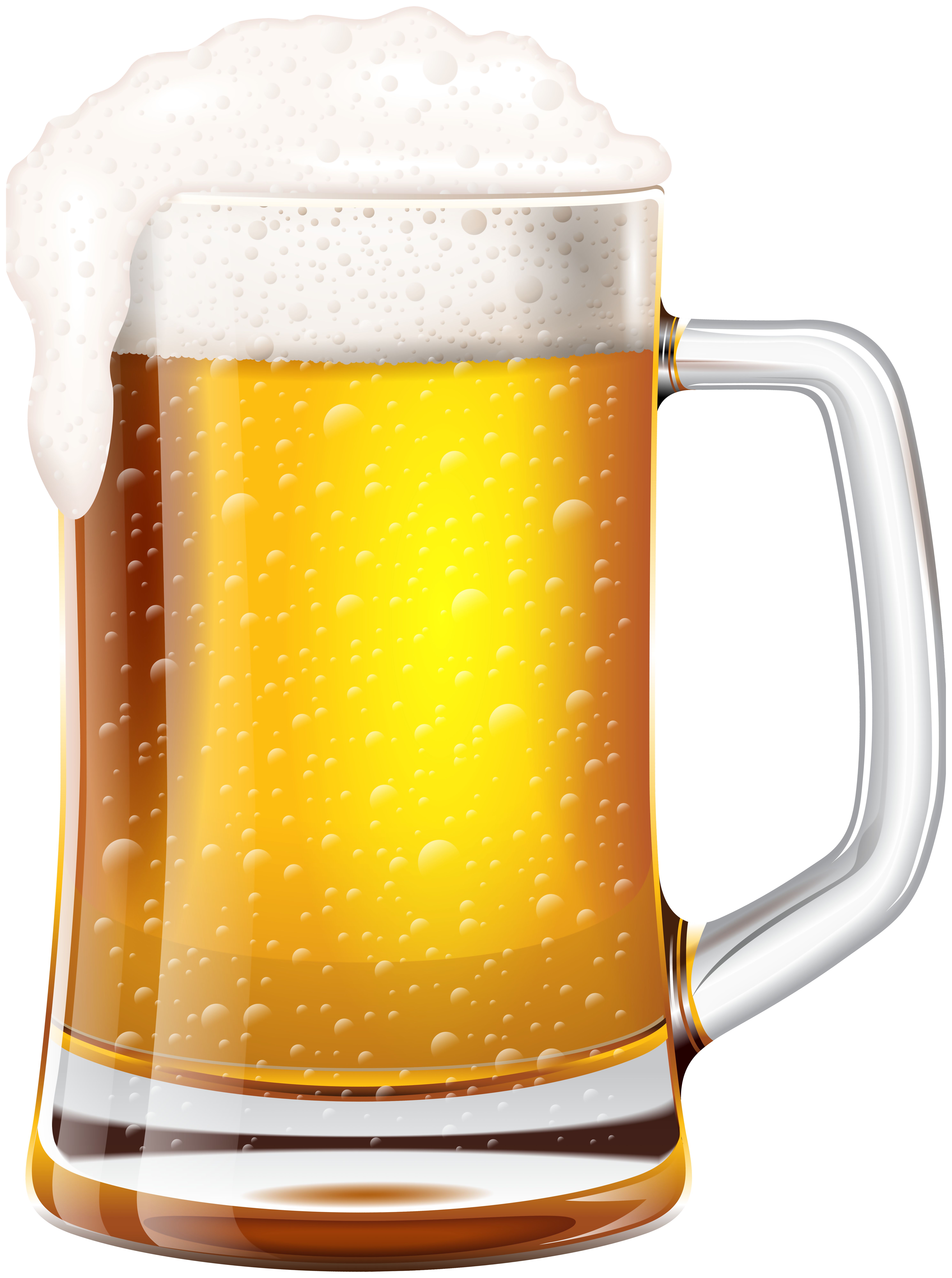 Beer mug pictures clipart clipart black and white download Beer Mug Clip Art Image | Gallery Yopriceville - High-Quality ... clipart black and white download
