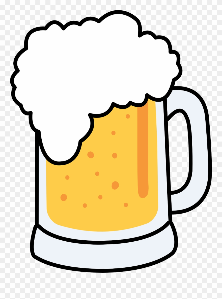Beer mug pictures clipart graphic black and white library Free Cartoon Beer Mug Clip Art - Beer Mug Clip Art - Png Download ... graphic black and white library