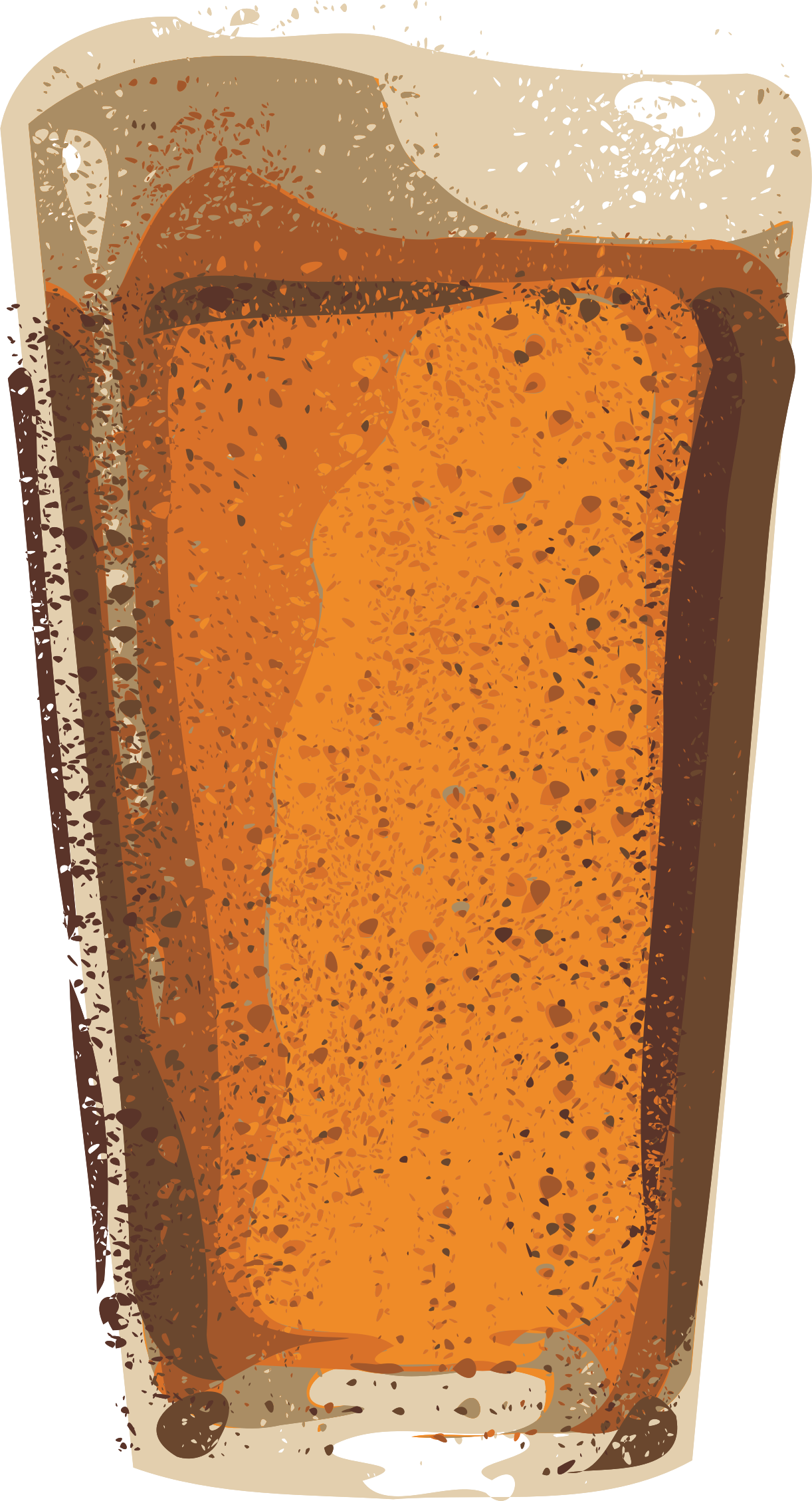 Beer pint glass clipart clip transparent library HD Pint Of Beer Drawing - Beer Pint Glass Clipart Transparent PNG ... clip transparent library
