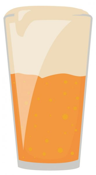 Beer tap pouring clipart picture transparent Foamy, Flat, or Cloudy? Troubleshoot Your Draft Beer System picture transparent