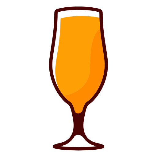 Beer tulip clipart graphic transparent library Beer tulip glass - Transparent PNG & SVG vector graphic transparent library