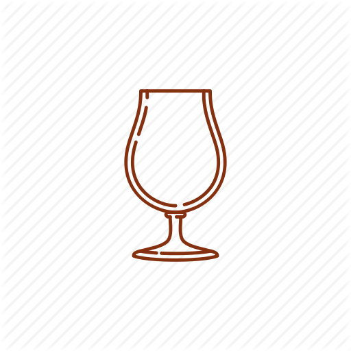 Beer tulip clipart clip stock \'Beers, glasses and logos. Line and color filled.\' by Side Project clip stock