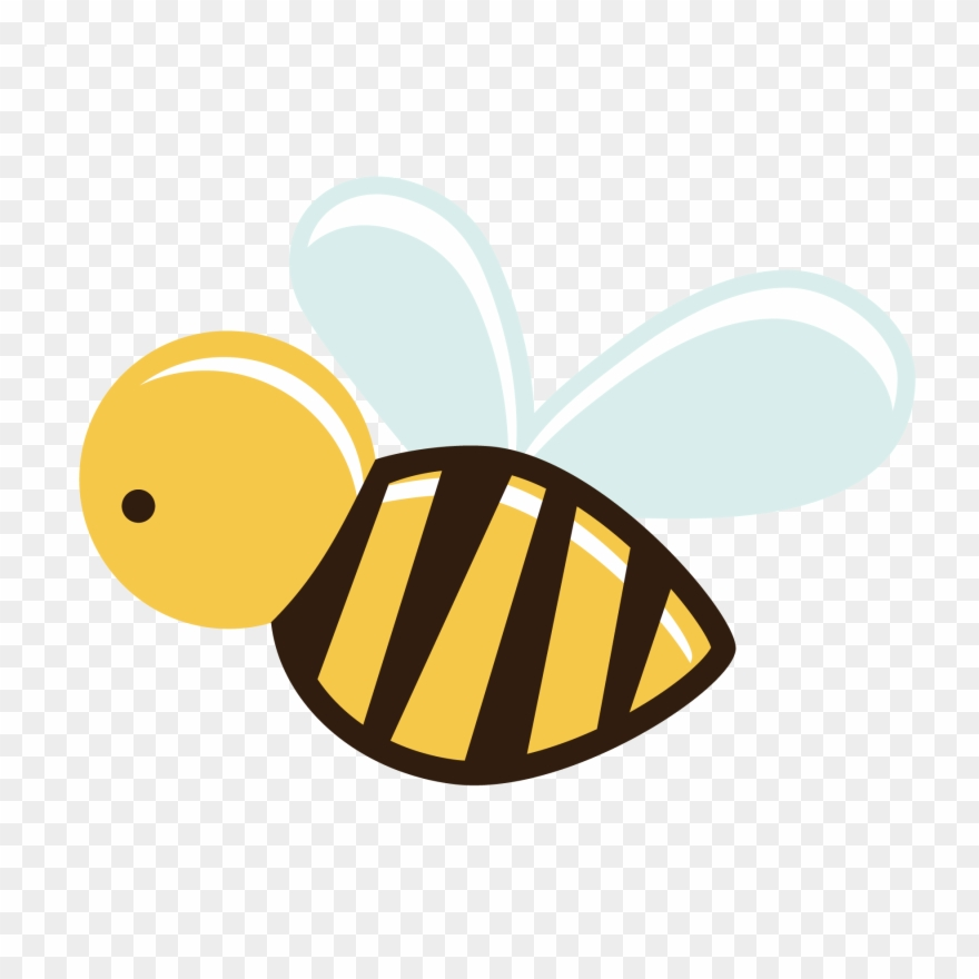 Bees background clipart picture library download Cartoon Bee Png - Transparent Background Bee Clipart (#313658 ... picture library download