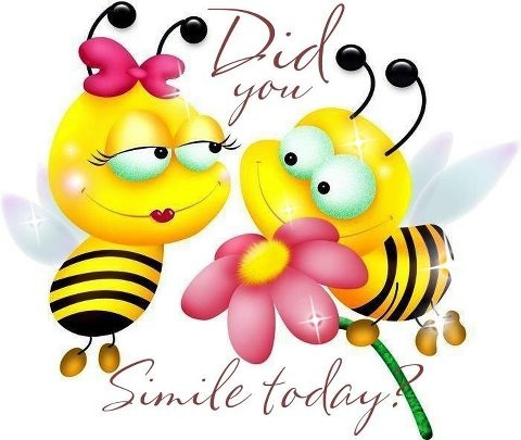 Bees good morning clipart black and white stock Pin by BB @ Yummy Recipes FB on All About Funny | Good morning ... black and white stock