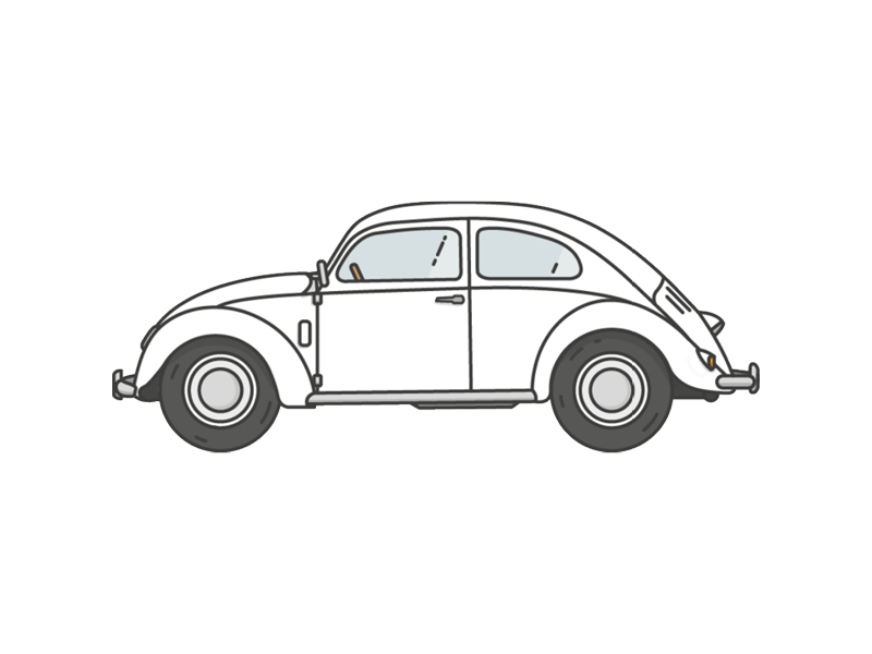 Bug car clipart clip art transparent library Volkswagen Beetle   Classic Cars Vol 1   Illustration   Pinterest ... clip art transparent library