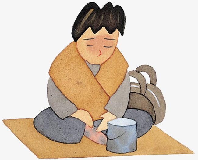 Beggar clipart download Poor Beggar With Illustrations PNG, Clipart, Beggar, Beggar Clipart ... download