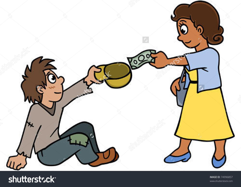 Beggar clipart clipart freeuse download Beggar clipart 9 » Clipart Station clipart freeuse download