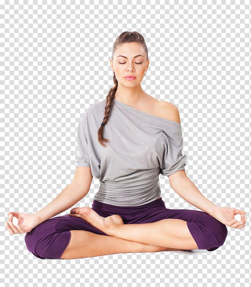 Beginners pilates clipart graphic free library Female doing meditation , Arogya Yoga School, 200 Hour Yoga Teacher ... graphic free library