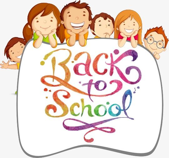 Beginning of school pictures clipart graphic black and white School Started, School Clipart, Back, School PNG Transparent Image ... graphic black and white