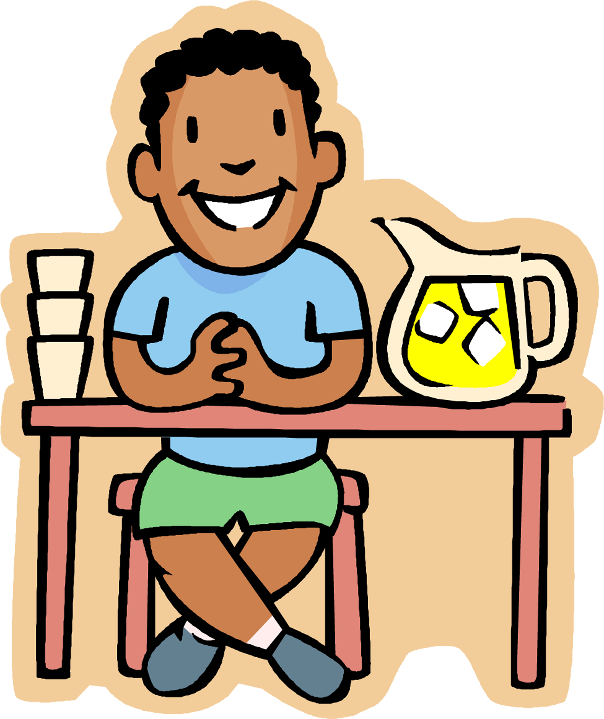 Behave in school clipart image stock Boy Behaving Cliparts - Making-The-Web.com image stock