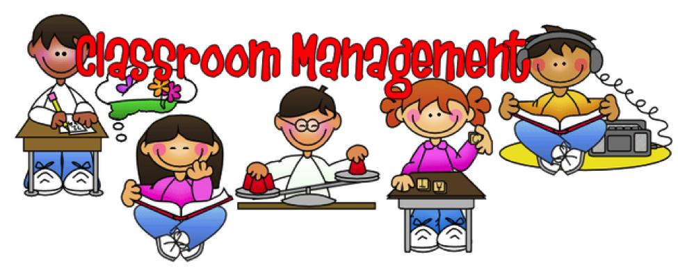 Behavior management clipart