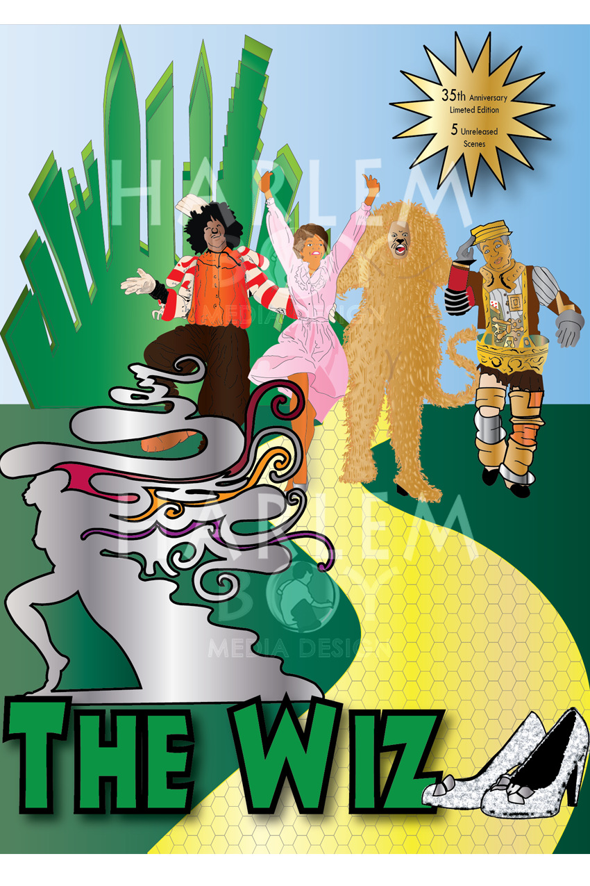 Behind the scenes broadway clipart jpg freeuse The Wiz Clipart | The Wiz (Black History Program) in 2019 | The wiz ... jpg freeuse