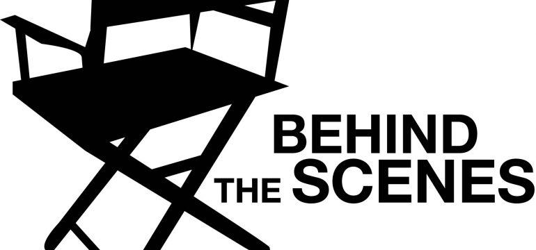 Behind the scenes clipart image black and white download Go Behind The Scenes | Self-Taught image black and white download