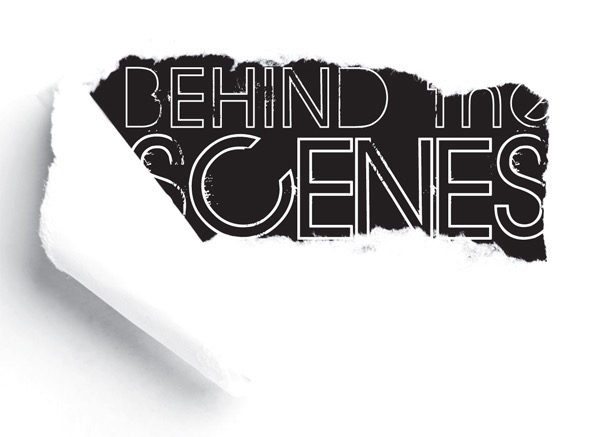 Behind the scenes clipart banner black and white download Behind the Scenes: Reston Kitchen Remodel banner black and white download