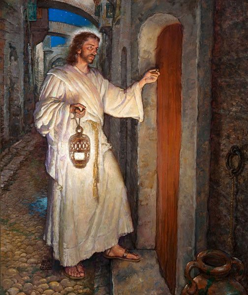 Behold i stand at the door and knock clipart image stock Christ Knocking At The Door Painting at PaintingValley.com | Explore ... image stock