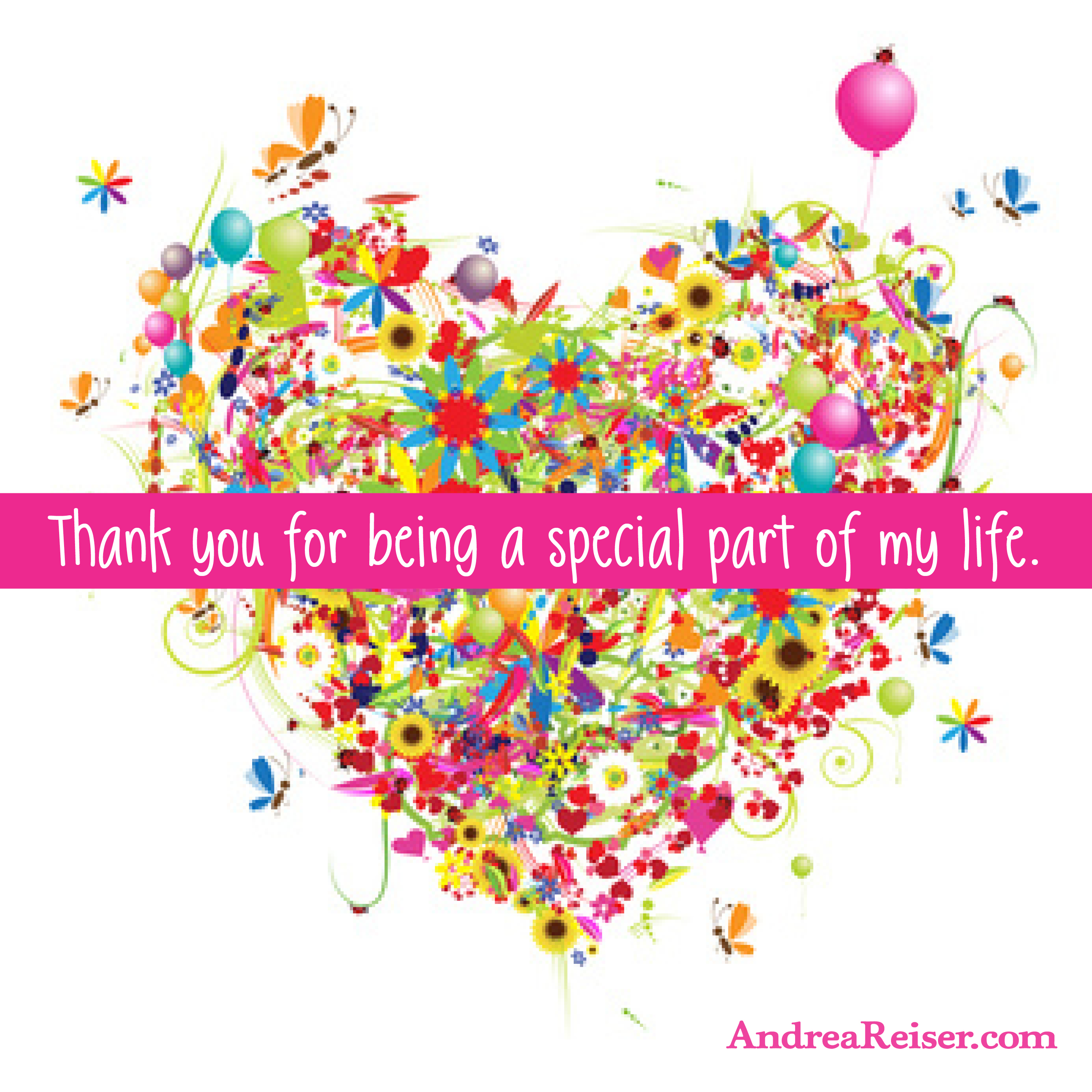 Being a part clipart graphic black and white stock Thank you for being a special part of my life - Andrea Reiser Andrea ... graphic black and white stock