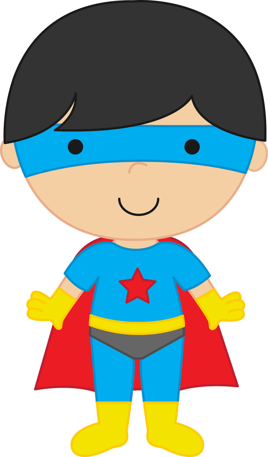Superhero kid clipart clip art royalty free stock Being Brave Clipart Super hero | Clipart Panda - Free Clipart Images clip art royalty free stock