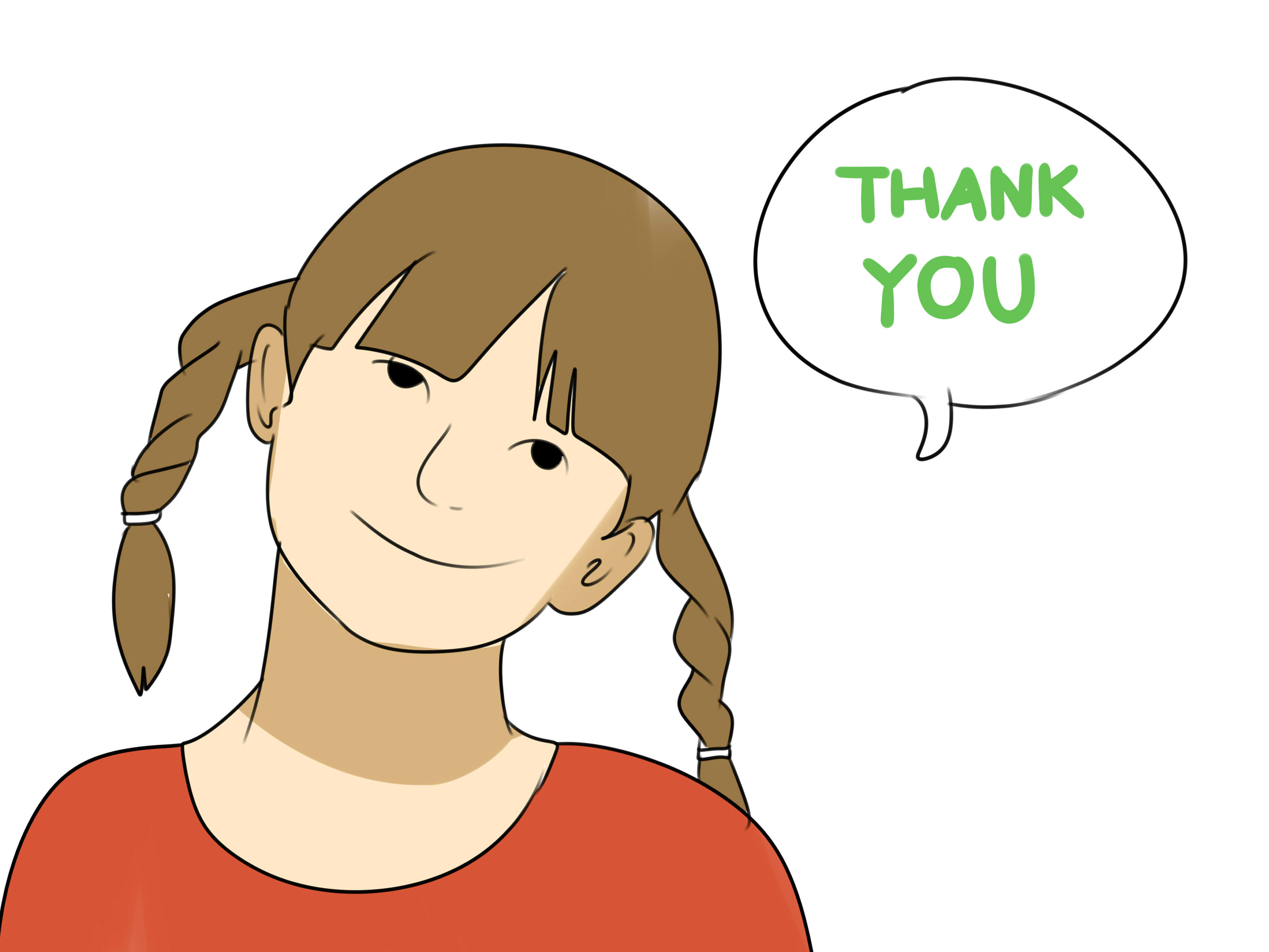 People nice kid cl. Being kind clipart