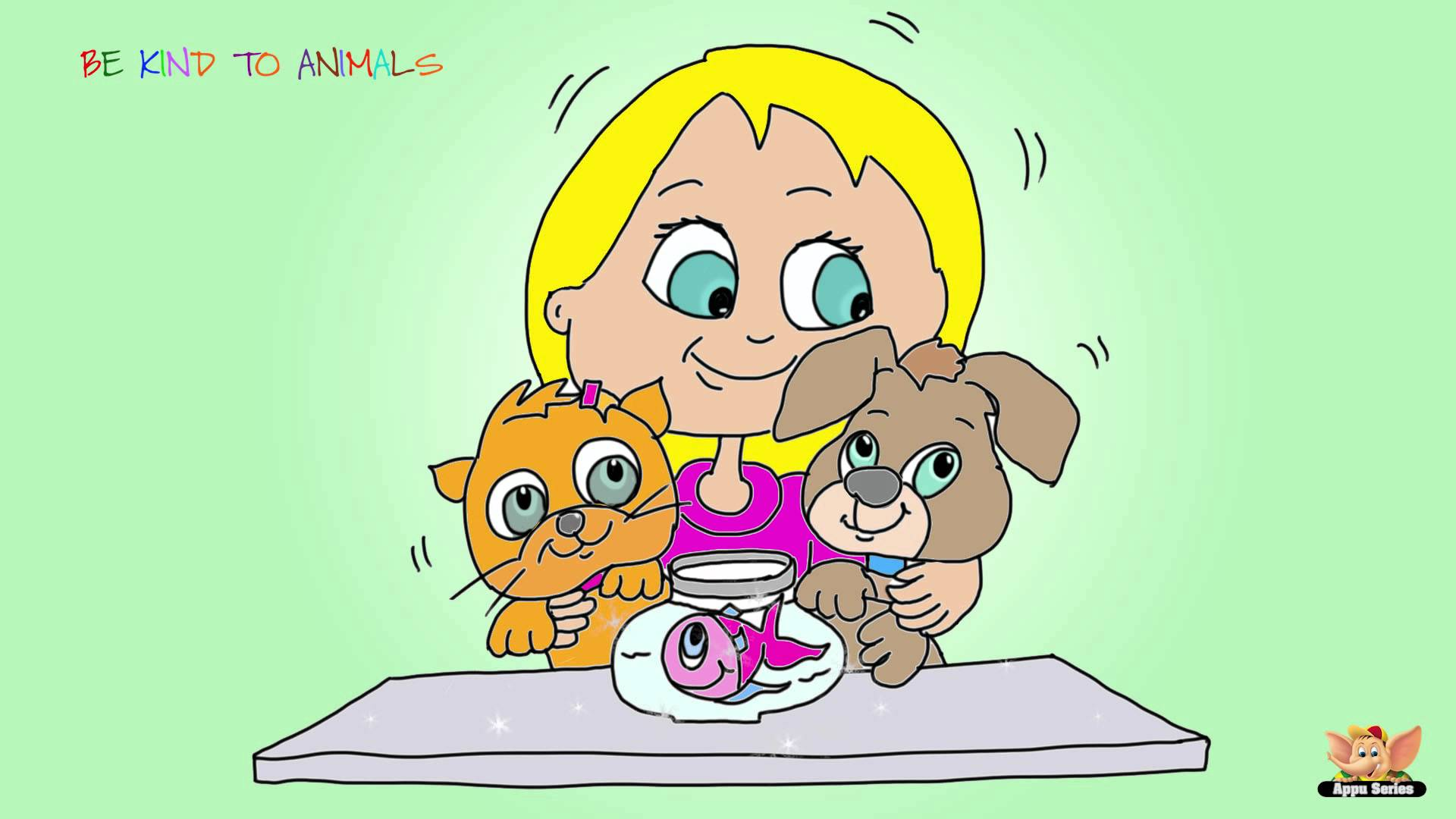 Being kind to animals clipart banner royalty free Kindness Towards Animals Clipart banner royalty free