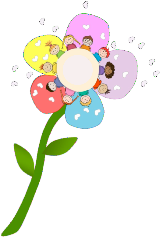 Being kind to friends clipart image black and white library Thank You To Arden Shore\'s Friends Who Showed Just - Speech Therapy ... image black and white library