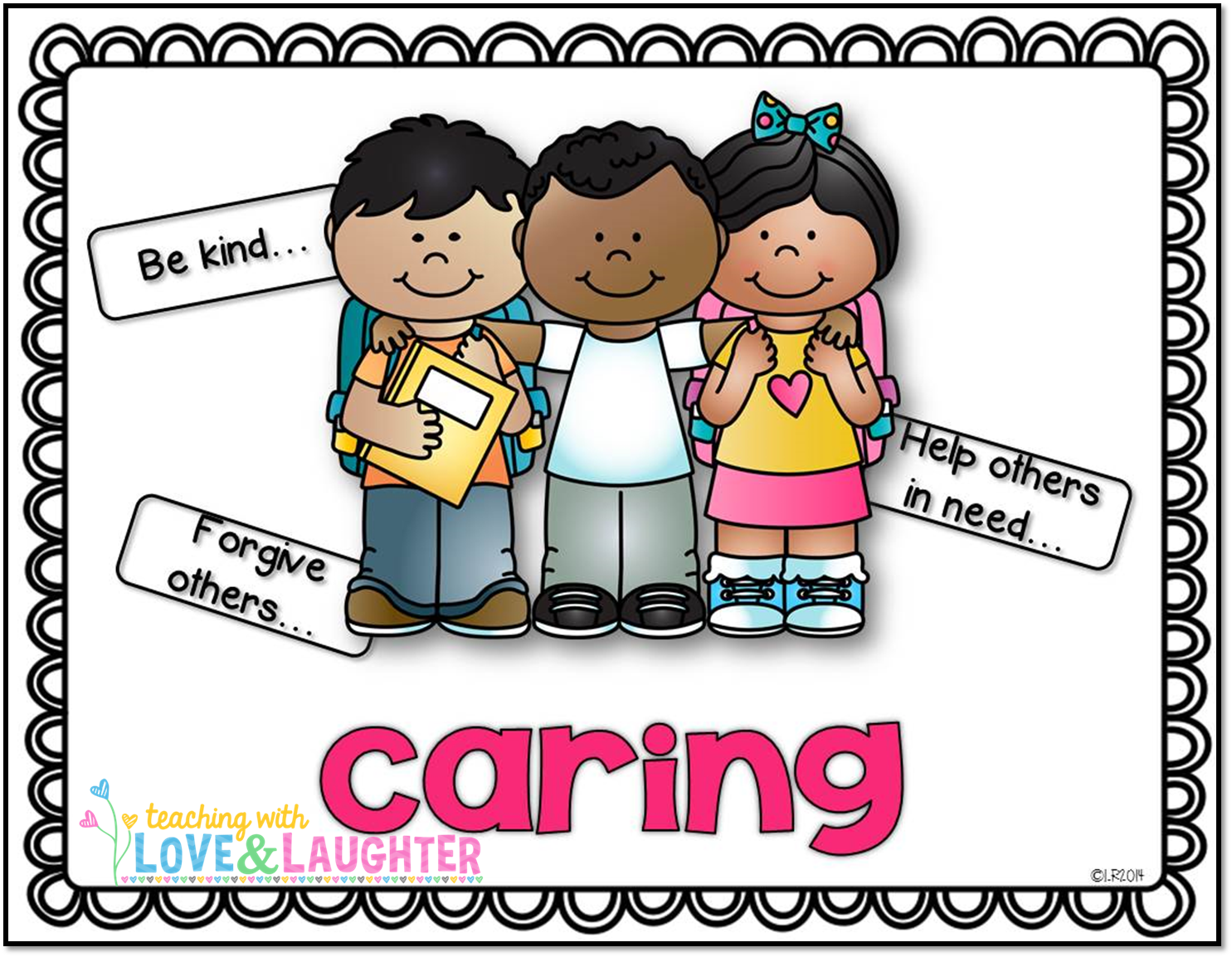 Being kind to others clipart picture freeuse library Children Helping Others Clipart | Free download best Children ... picture freeuse library