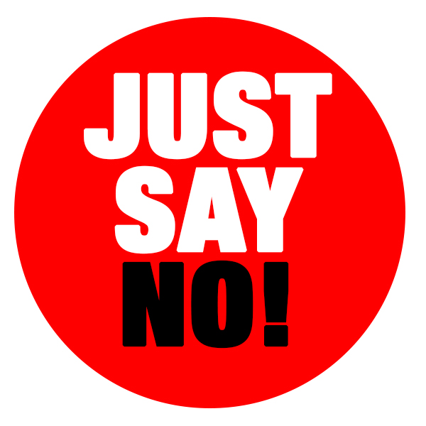 Being told no clipart banner Free JUST SAY NO, Download Free Clip Art, Free Clip Art on Clipart ... banner