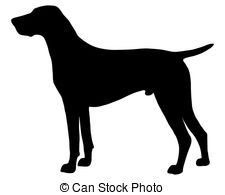 Belgian shorthaired pointer clipart png black and white German shorthaired pointer Illustrations and Clipart. 31 German ... png black and white