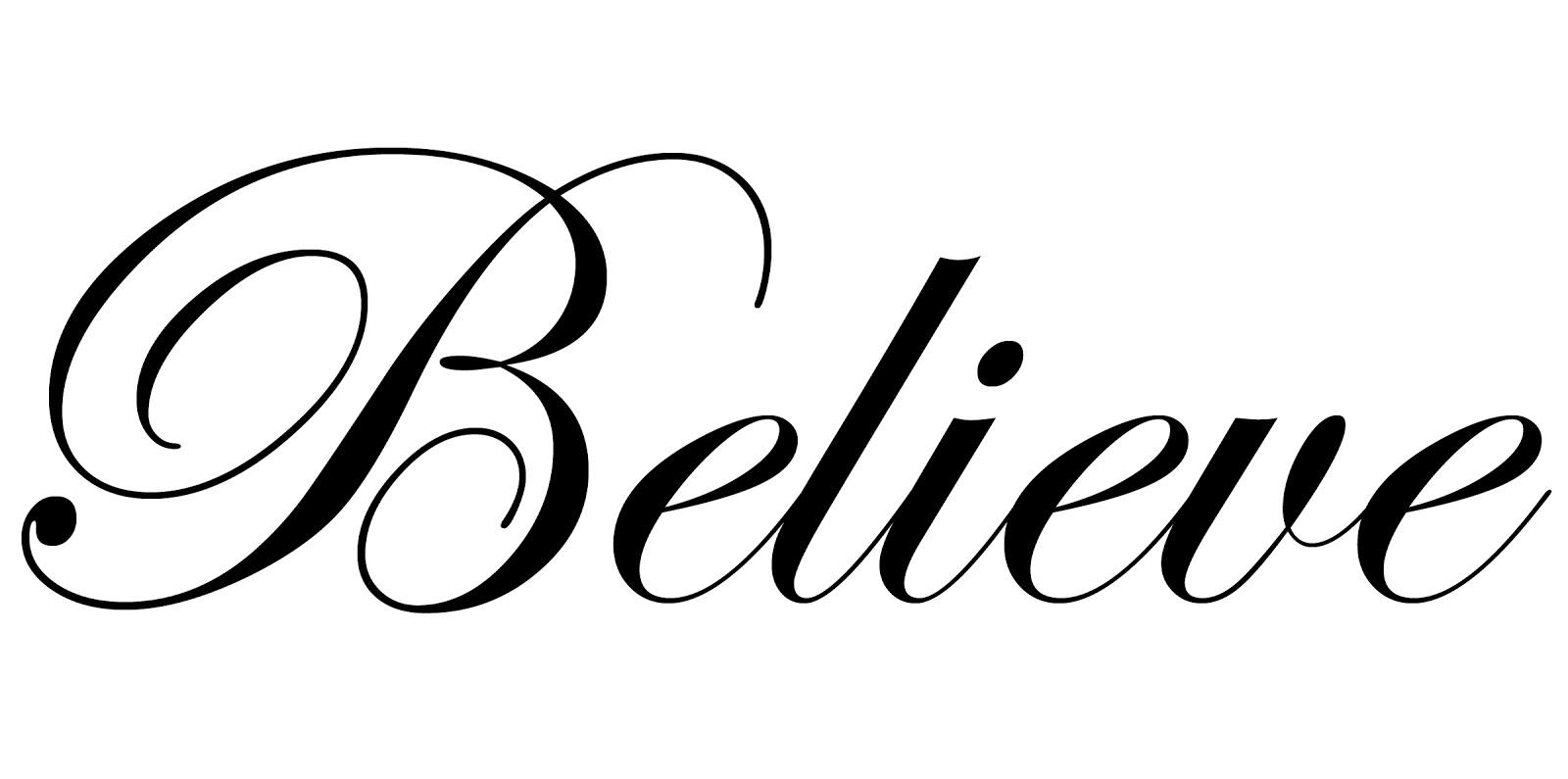 Believe clipart bubble letters picture black and white Believe Word Cliparts - Cliparts Zone picture black and white