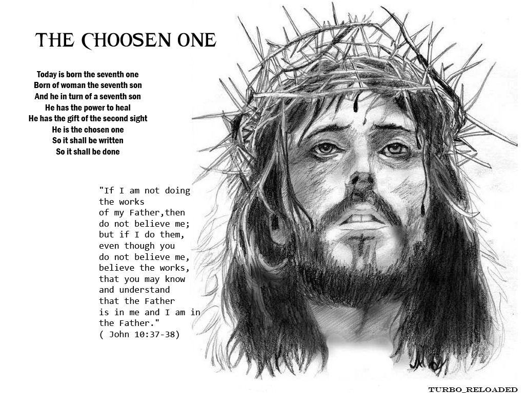 Believe in jesus christ clipart