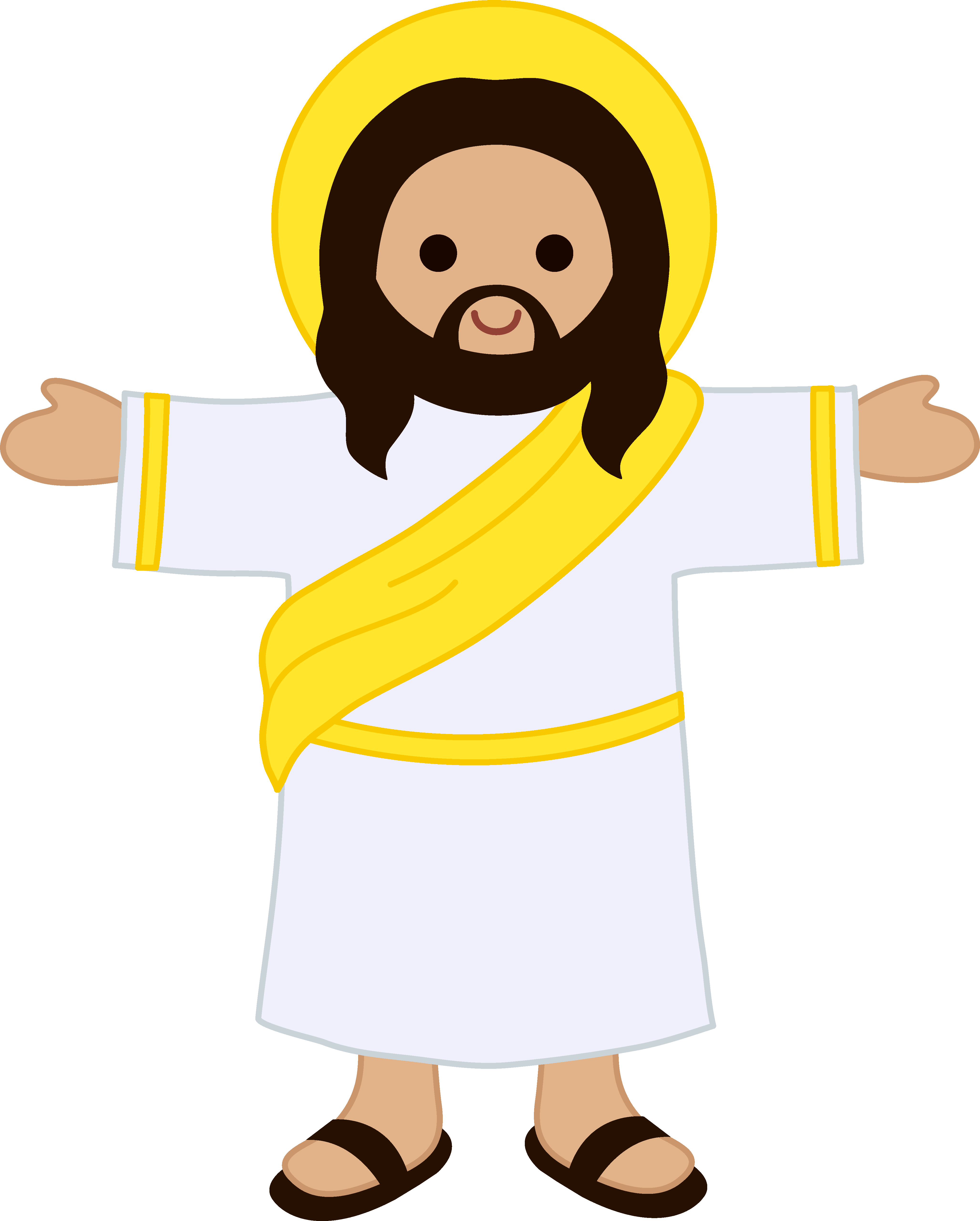 Jesus clipart free download clip art library download Jesus And The Children Clipart | Free download best Jesus And The ... clip art library download