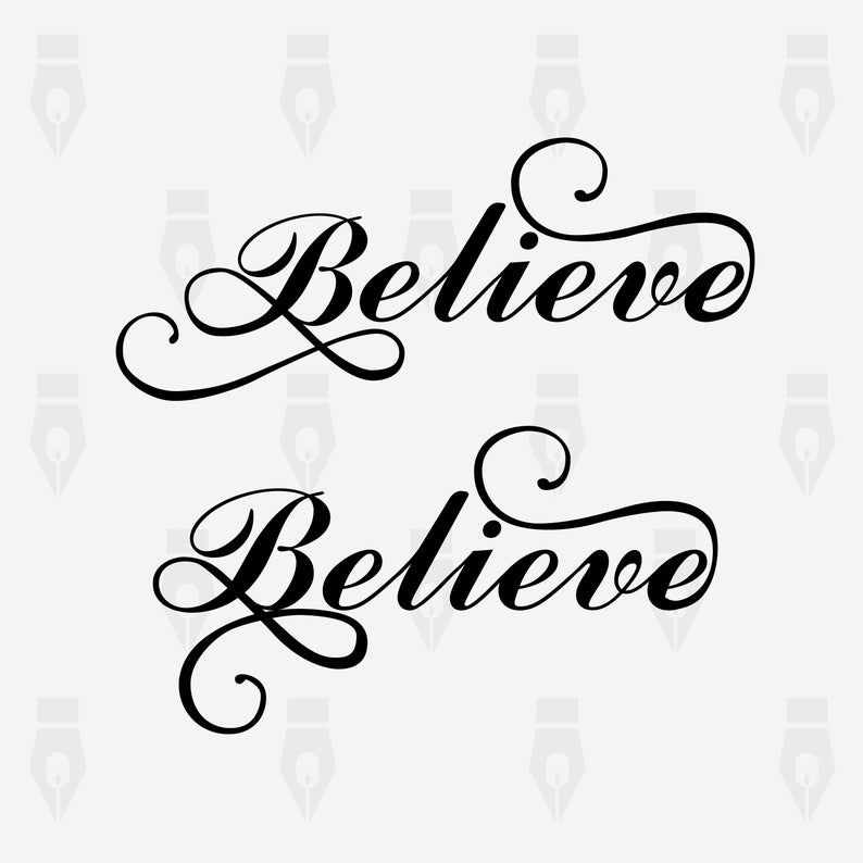 Believe it clipart clipart freeuse Collection of Believe clipart | Free download best Believe clipart ... clipart freeuse