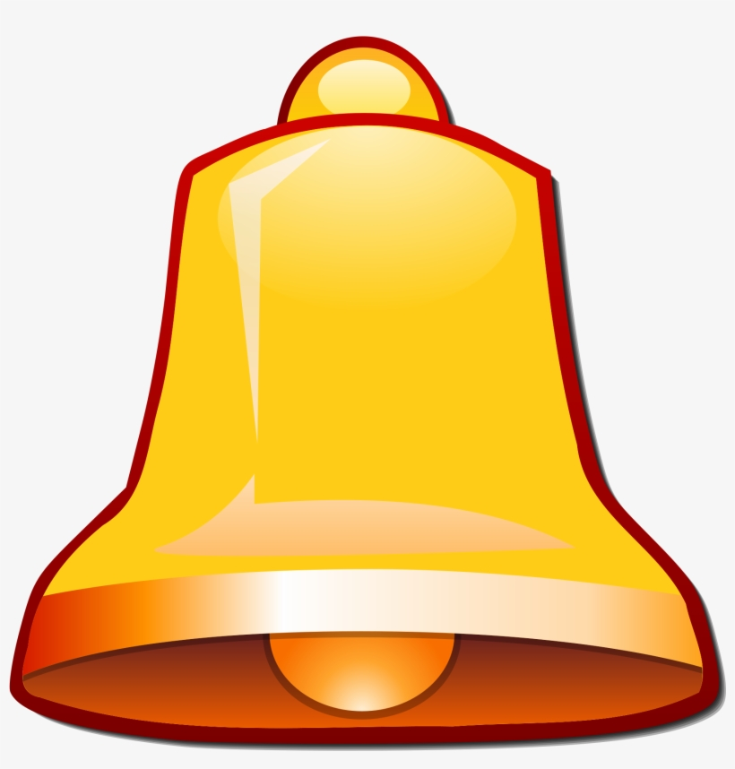 Bell icon clipart free download svg royalty free library Bell Png Clipart - Youtube Bell Icon Png - Free Transparent PNG ... svg royalty free library